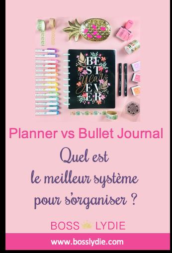 Image Pinterest 2 Article Planner vs Bullet Journal