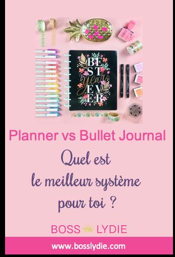Image Pinterest 3 Article Planner vs Bullet Journal