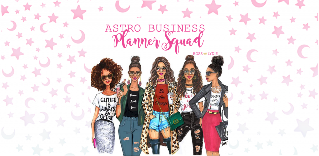 Cover Astro Business Planner Squad