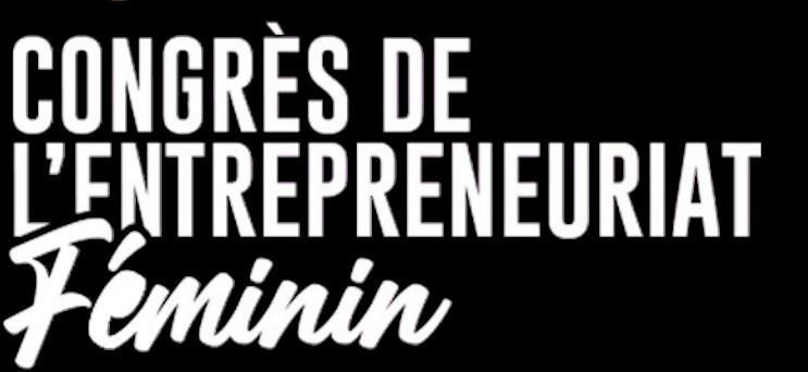 Logo Congrès Entreprenariat Féminin FLTP
